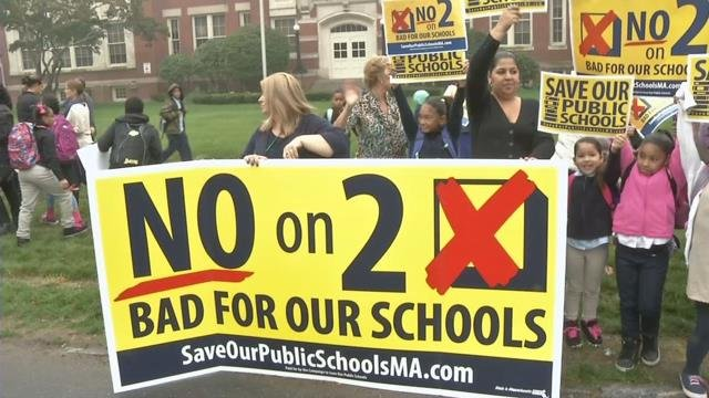 Mansfield School Committee Votes Against Charter School Cap Removal