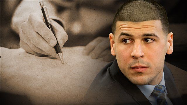 Attorney: Inmate believes Hernandez left him note, gifted $47000 watch