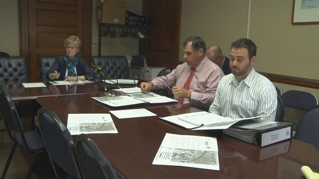 Springfield residents to be re-located for Marble Street extension project