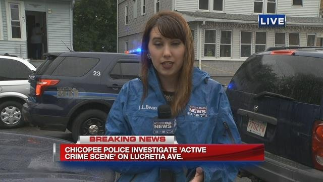 Chicopee police investigate shots fired on Lucretia Ave.