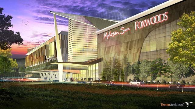 CT lawmakers approve new tribal casino
