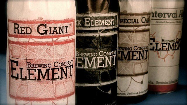 (photo courtesy Element Brewing Company/Facebook)