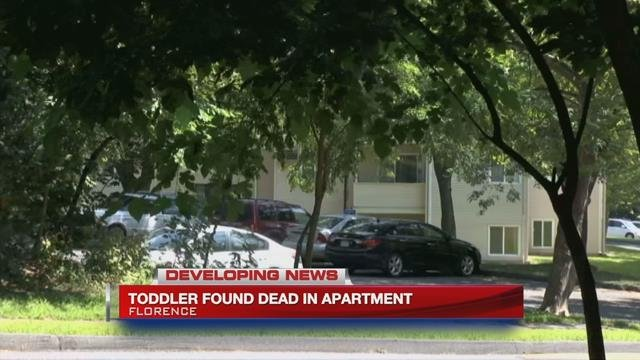 Authorities investigate death of toddler in Florence