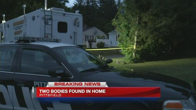 Pittsfield Police investigate the death of two residents