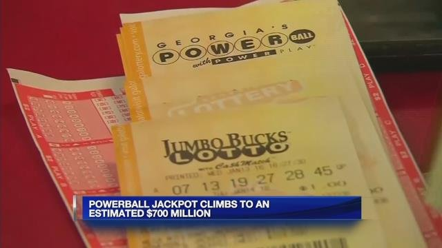 Powerball jackpot highest since 2016, drawing tonight