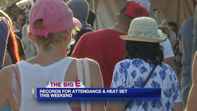 Attendance at the Big E wasn't the only record broken this weekend