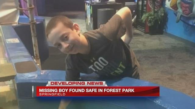 Two parents describe how they found missing Springfield boy