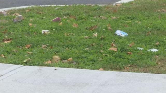 Springfield looks to take legal action against store with excessive trash