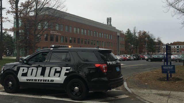 University campus on lockdown after report of suspicious man
