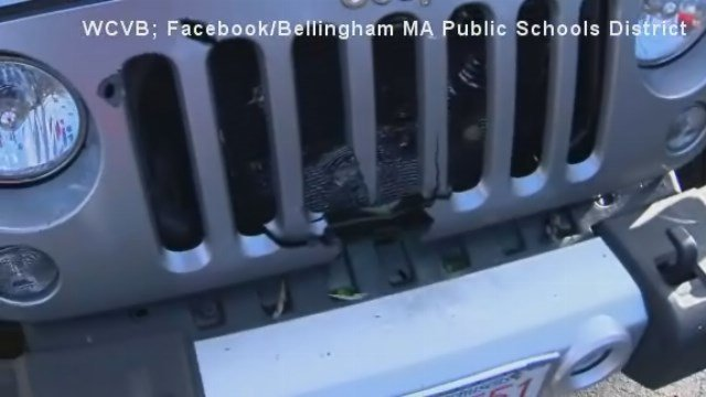Explosive device placed outside home of Bellingham High School principal