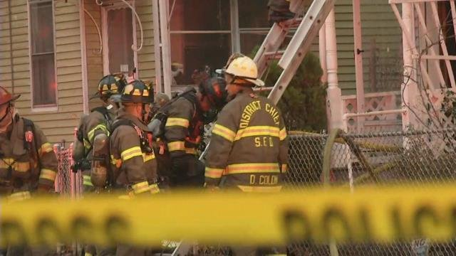 Neighbors react to Springfield apartment fire that killed a woman
