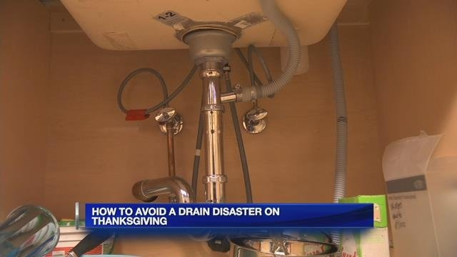How to make sure your Thanksgiving isn't a pain in the drain