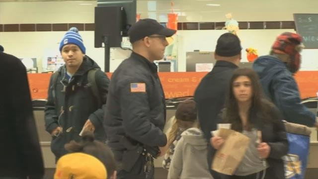 Union Station braces for busy holiday weekend