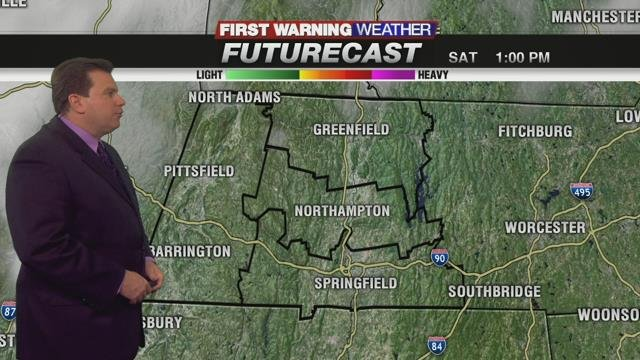 First Warning Meteorologist Don Maher's Black Friday Forecast