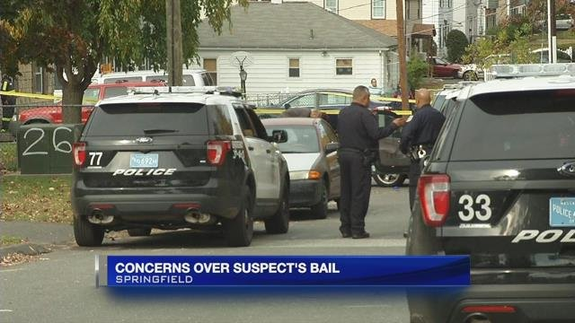 Officials concerned over bail set for Springfield murder suspect