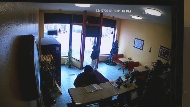 Indian Orchard Robbery