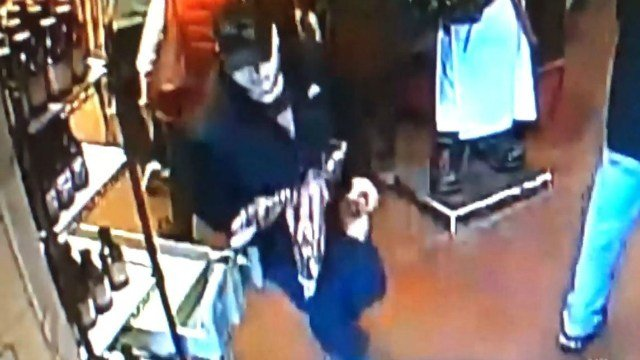 (Photo from video provided by Chicopee Police)