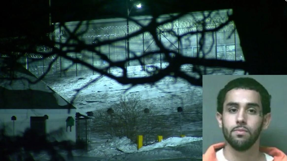 Search Continues For Inmate Who Escaped From Connecticut Prison