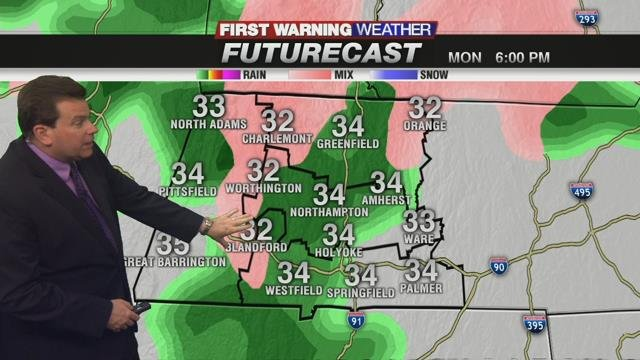 First Warning Meteorologist Don Maher's Sunday Evening Forecast