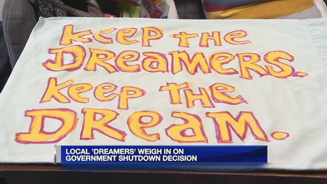 Lawmakers to address DACA program following government shutdown