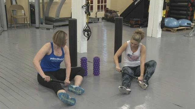 Exercises to improve mobility and get rid of pain