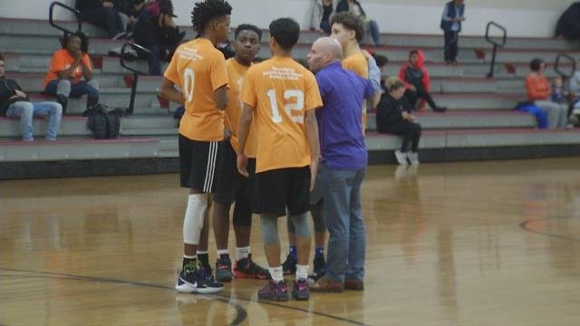 Basketball championship aims to comfort local students in the wake of Florida shooting