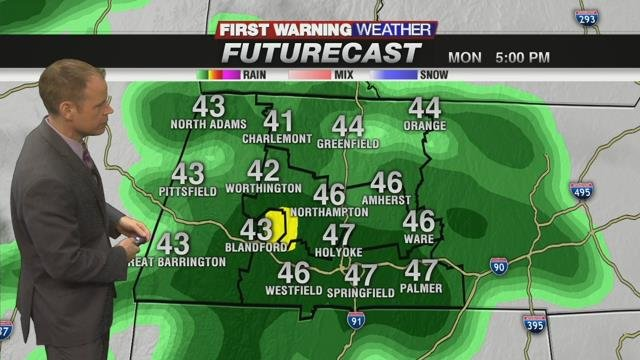 Spring-like warmth on the way