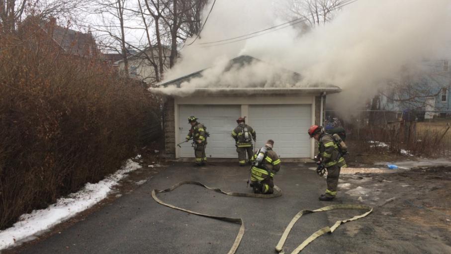 (Springfield Fire Department photo)