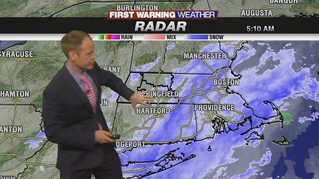 Forecast: Storm a miss as snow showers end
