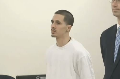 Joshua Hart, seen in a 2017 court appearance (Western Mass News file photo)