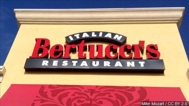 Bertucci's Italian Restaurant files Chapter 11 bankruptcy