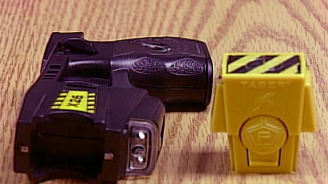 Stun guns may soon be legal in MA
