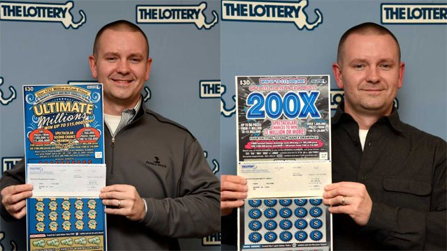 (Photos provided by Mass. Lottery)