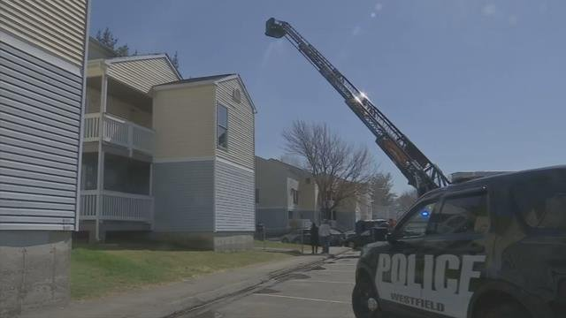Officials determine cause of fire at Westfield apartment building