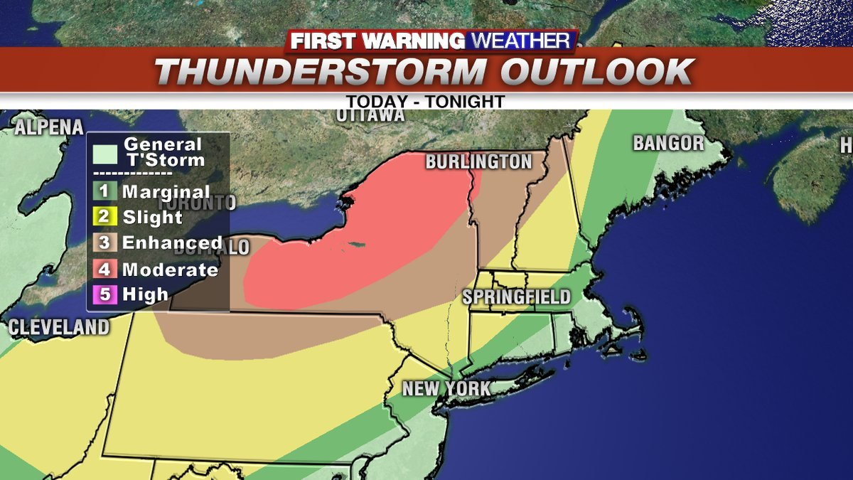 Severe storms could return on Thursday