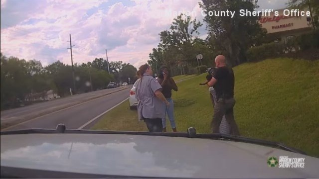 Deputy credited with saving unresponsive baby's life
