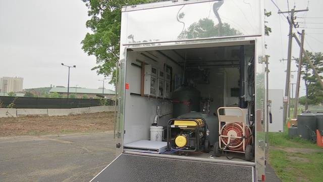 Mobile water treatment lab could test water in western Mass. communities