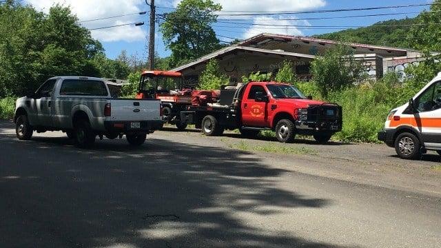 (Photo provided by Holyoke Fire)