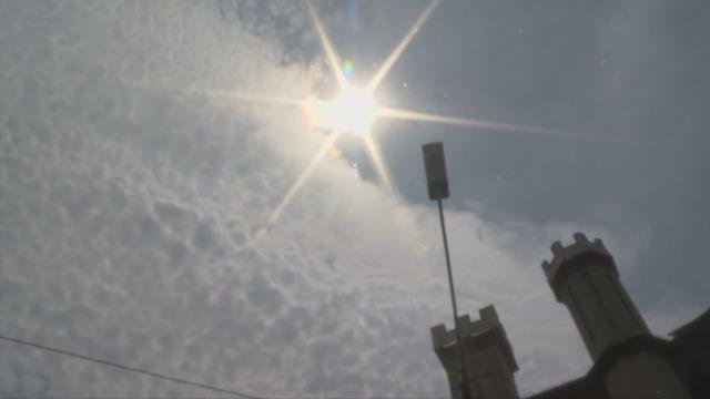 High heat creating poor air quality concerns