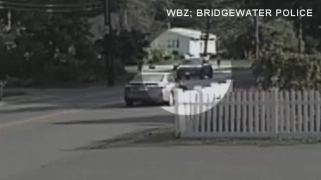 Caught on camera: jogger fights off kidnapping attempt