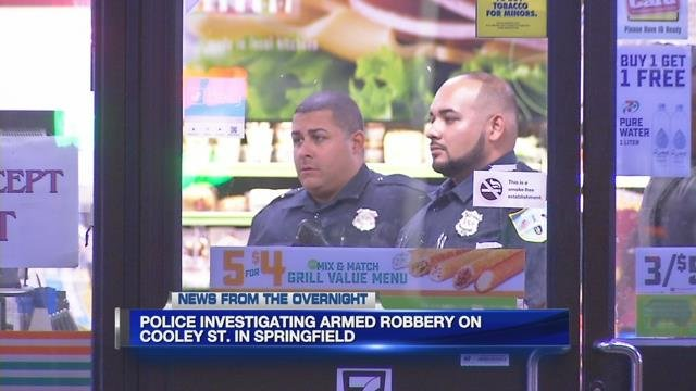 3 suspects use firearm to rob 7-Eleven in Springfield