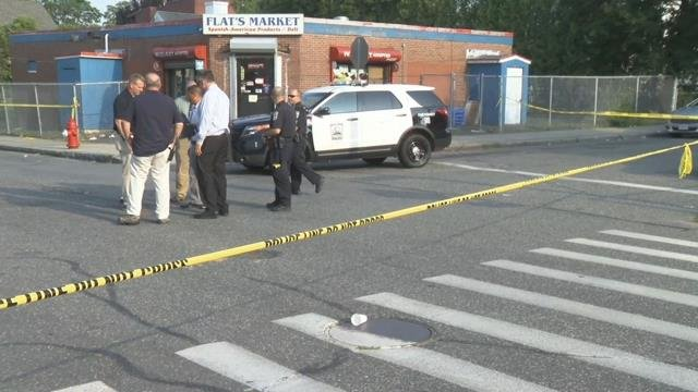 Holyoke shooting victim on North East St. in critical condition