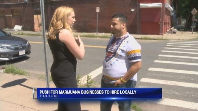 City councilor wants to push for marijuana business in Holyoke