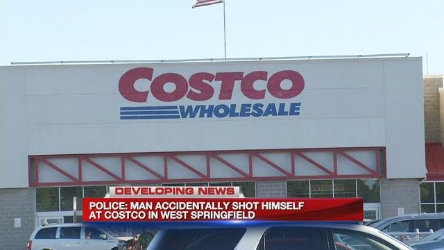 Police: Man accidentally shot himself at Costco in West Springfield