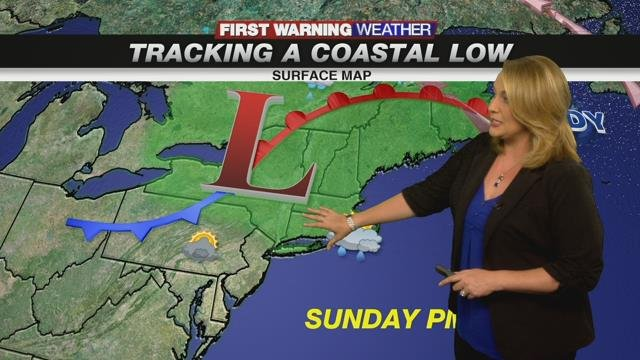 Our rainy, humid weather pattern begins this weekend