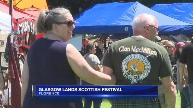 Huge turnout for 25th annual Glasgow Lands Scottish Festival