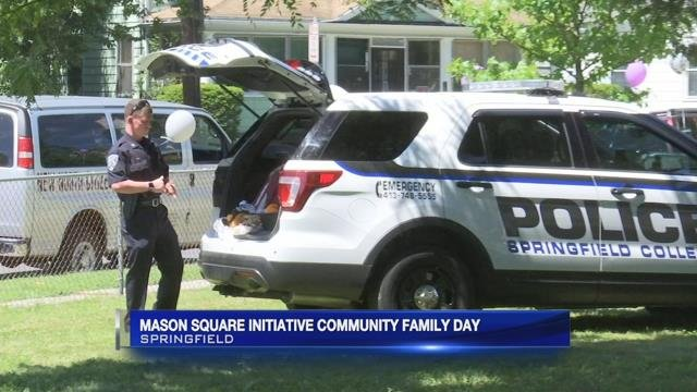 Springfield city officials, local law enforcement participate in Family Day