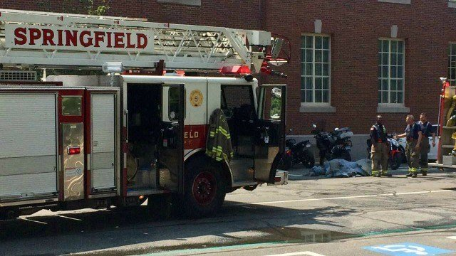 (Photo provided by Springfield Fire)