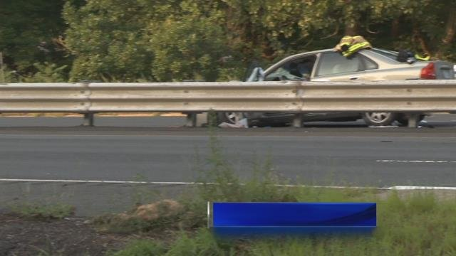 I-391 north in Chicopee reopened following serious rollover crash