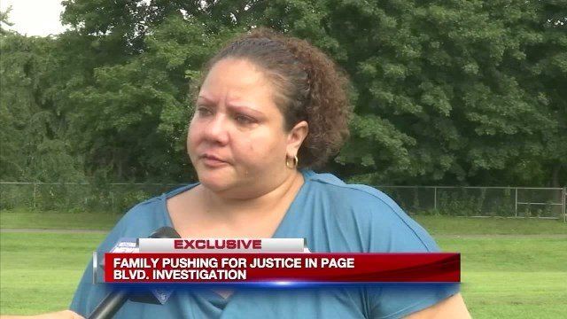 Family pushes for justice in Page Blvd. investigation